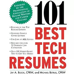 101 Best Tech Resumes