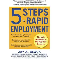 5 Steps to Rapid Employment